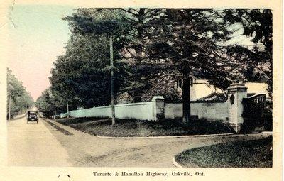 Toronto & Hamilton Highway