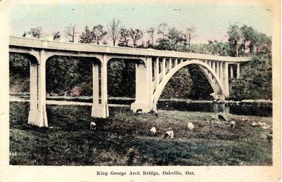 King George Arch Bridge