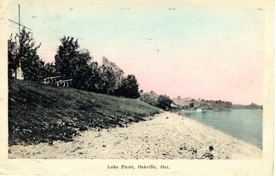 """Lakeshore Park """"Lake Front"""", Oakville, Ont"""