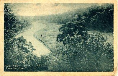 River Scene, Oakville, Ont