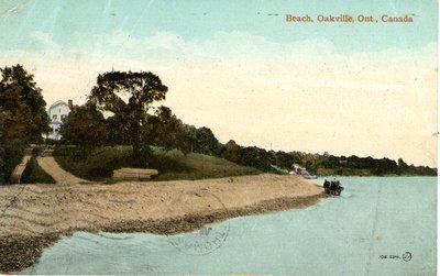 Beach, Oakville, Ont