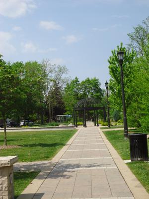 Westwood Park Walkway