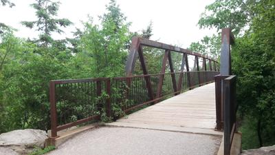 Bridge on Nipegon Trail