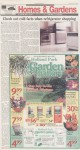 """Homes & Gardens"", page C8"