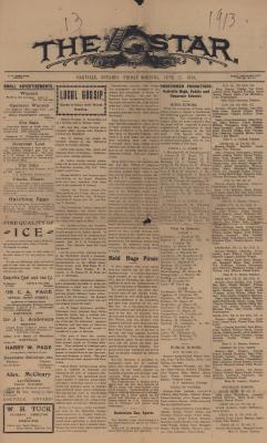 Oakville Star & Independent (Oakville, ON), 27 Jun 1913