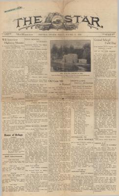 Oakville Star & Independent (Oakville, ON), 31 Oct 1930