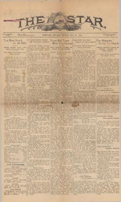 Oakville Star & Independent (Oakville, ON), 25 May 1934