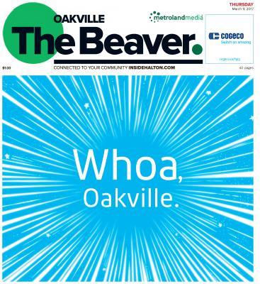 Oakville Beaver, 9 Mar 2017