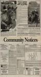 Community Notices, page C4