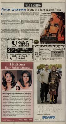 Oakville Beaver, 20 Sep 2000