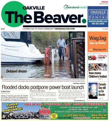 Oakville Beaver, 19 May 2017