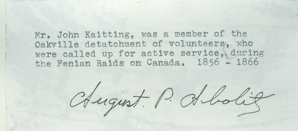 Major John Kaitting