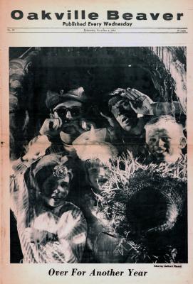 Oakville Beaver, 4 Nov 1964