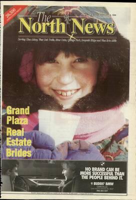 Oakville North News (Oakville, Ontario: Oakville Beaver, Ian Oliver - Publisher), 4 Feb 1994