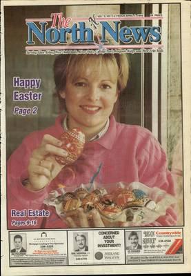 Oakville North News (Oakville, Ontario: Oakville Beaver, Ian Oliver - Publisher), 1 Apr 1994