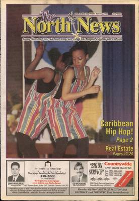 Oakville North News (Oakville, Ontario: Oakville Beaver, Ian Oliver - Publisher), 13 May 1994