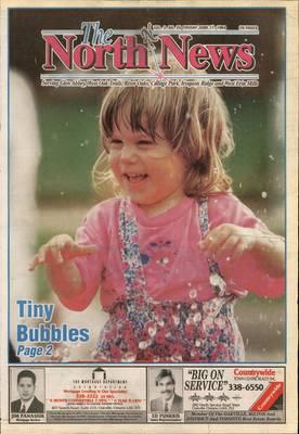 Oakville North News (Oakville, Ontario: Oakville Beaver, Ian Oliver - Publisher), 17 Jun 1994