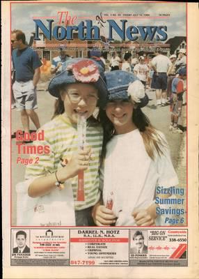 Oakville North News (Oakville, Ontario: Oakville Beaver, Ian Oliver - Publisher), 15 Jul 1994