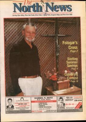 Oakville North News (Oakville, Ontario: Oakville Beaver, Ian Oliver - Publisher), 22 Jul 1994