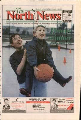 Oakville North News (Oakville, Ontario: Oakville Beaver, Ian Oliver - Publisher), 7 Oct 1994