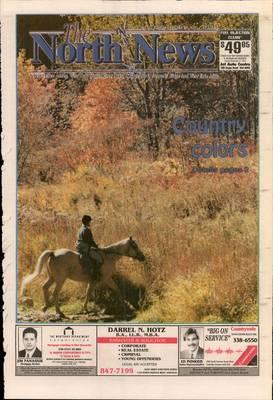 Oakville North News (Oakville, Ontario: Oakville Beaver, Ian Oliver - Publisher), 21 Oct 1994