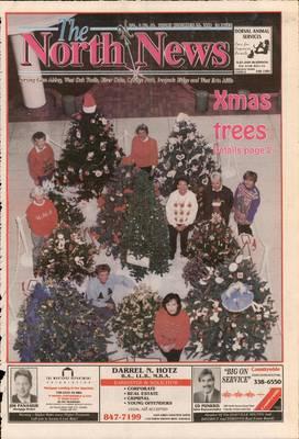 Oakville North News (Oakville, Ontario: Oakville Beaver, Ian Oliver - Publisher), 25 Nov 1994