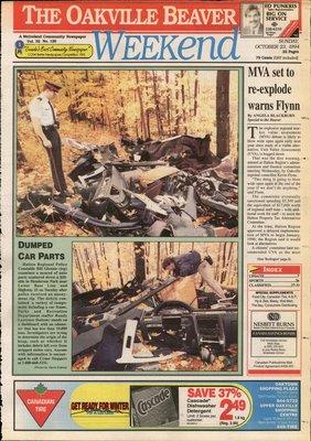 Oakville Beaver, 23 Oct 1994