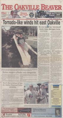 Oakville Beaver, 9 Jun 1999