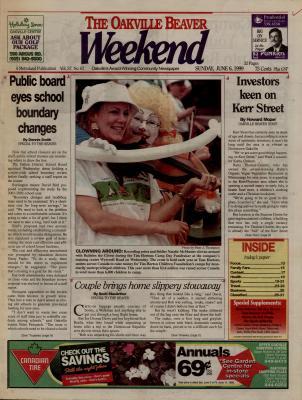 Oakville Beaver, 6 Jun 1999