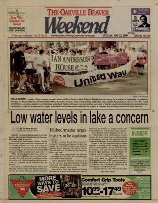 Oakville Beaver, 23 May 1999