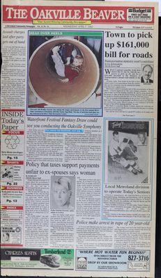Oakville Beaver, 7 Apr 1993