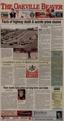 Oakville Beaver, 19 May 1999