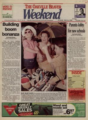 Oakville Beaver, 16 May 1999