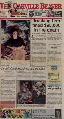 Oakville Beaver, 28 Apr 1999
