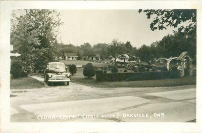 Cedar Croft Postcard