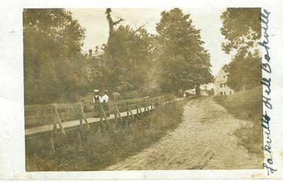 """""""Oakville Hall"""" Postcard"""