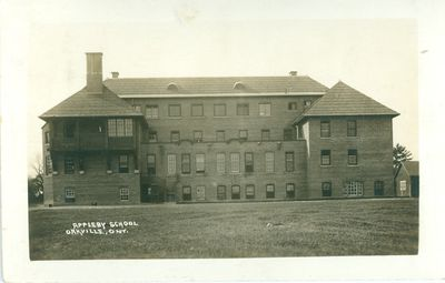 Appleby School Postcard