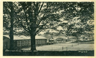 Oakville Club Postcard