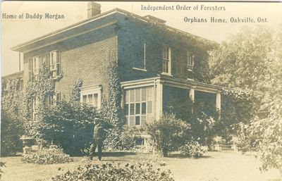 Independent Order of Foresters Orphans Home Postcard