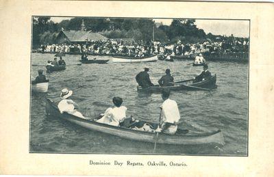 Dominion Day Postcard