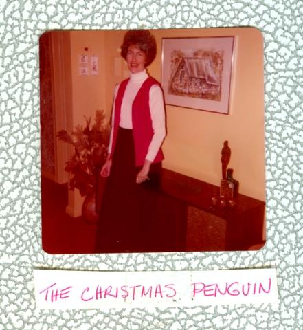 The Christmas Penguin