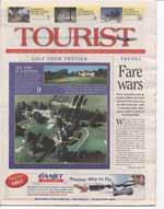 Tourist, page 1