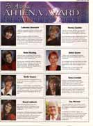 7th Annual Athena Award Gala, page A7
