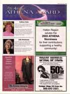7th Annual Athena Award Gala, page A11