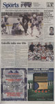 Sports, page D1