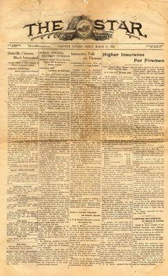 Oakville Star & Independent (Oakville, ON), 27 Mar 1931