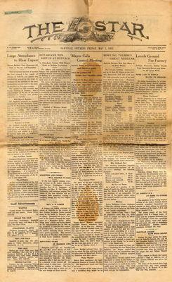 Oakville Star & Independent (Oakville, ON), 1 May 1931