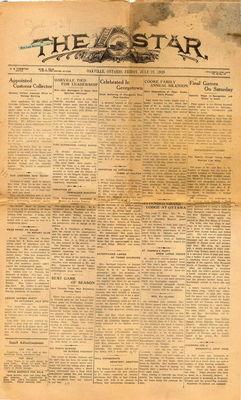 Oakville Star & Independent (Oakville, ON), 19 Jul 1929
