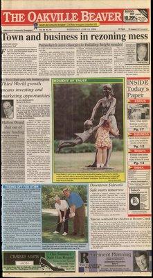 Oakville Beaver, 15 Jun 1994