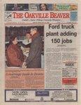 Oakville Beaver16 Feb 1996